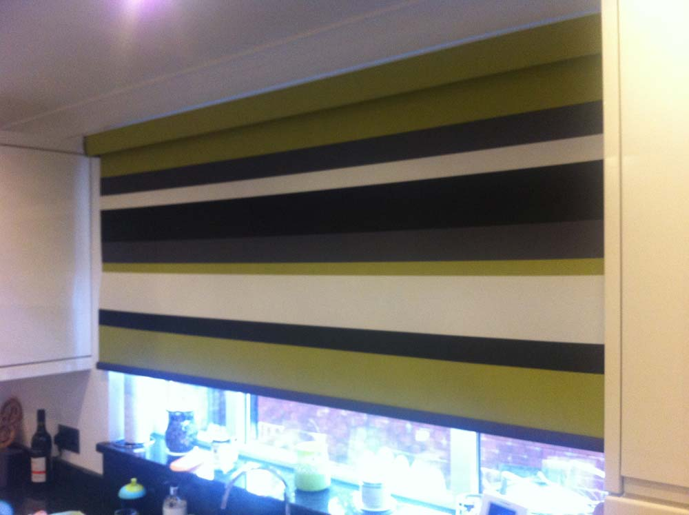 Electric Control Blinds Swansea Bay Window Blinds