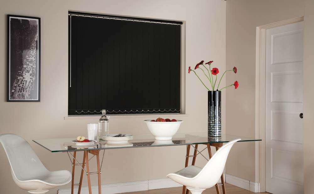 Vertical Blinds Bay Window Blinds South Wales Blinds
