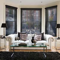 Aluminium and Wooden Venetians